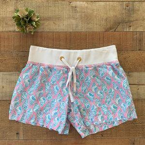 Lilly Pulitzer Pink Linen Shell Women's Shorts